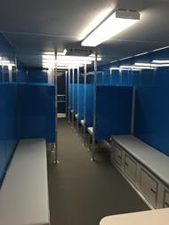classroom concession trailer
