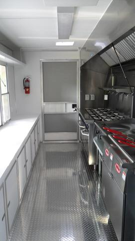 Custom Concession Trailers : Custom Catering Trailers for Sale : BBQ ...