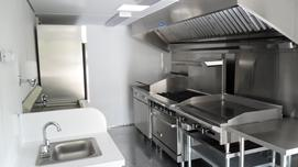 concession trailer cooking equipment