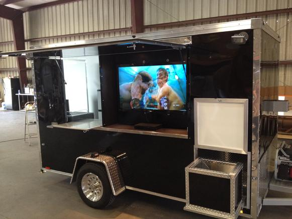 Tailgate Trailers, Concession Trailers, Trailer Manufacturer