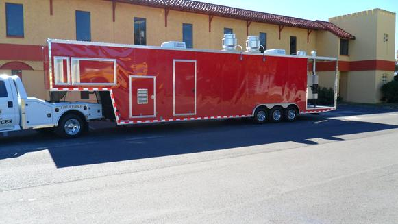 concession trailers, bbq trailers, food truck, vending trailer, smoker ...