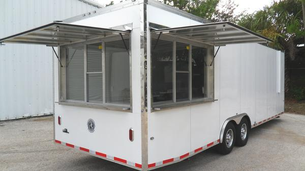 8 X 28 Concession Trailer Rob Amp Kathy S Concession Trailers